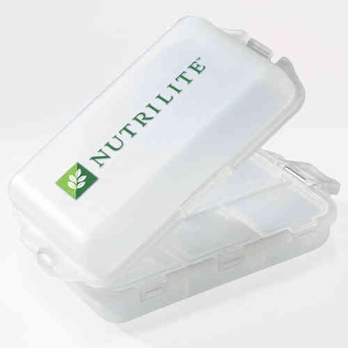NUTRILITE Tabletten-Box