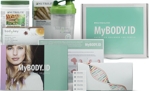 myBodyID Start-Set NUTRILITE™